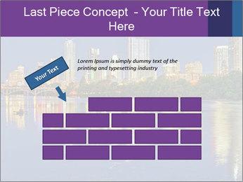 Beautiful Austin skyline PowerPoint Template - Slide 46