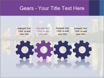 Beautiful Austin skyline PowerPoint Template - Slide 48
