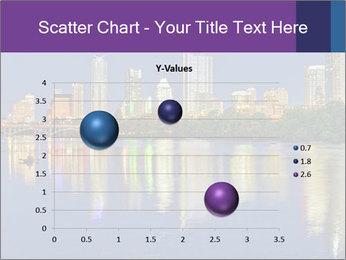 Beautiful Austin skyline PowerPoint Template - Slide 49