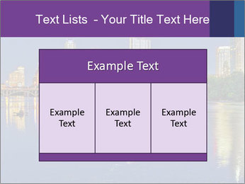 Beautiful Austin skyline PowerPoint Template - Slide 59