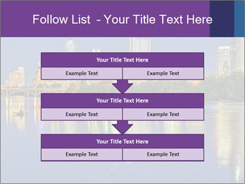 Beautiful Austin skyline PowerPoint Template - Slide 60