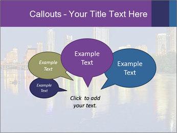 Beautiful Austin skyline PowerPoint Template - Slide 73