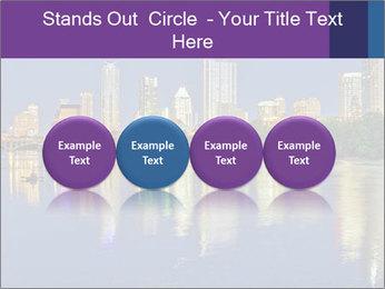 Beautiful Austin skyline PowerPoint Template - Slide 76