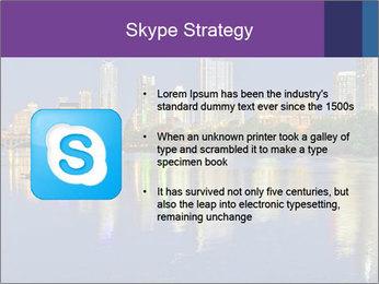 Beautiful Austin skyline PowerPoint Template - Slide 8