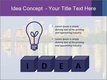 Beautiful Austin skyline PowerPoint Template - Slide 80