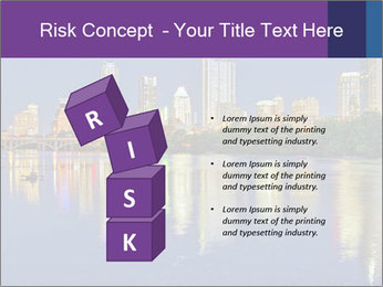 Beautiful Austin skyline PowerPoint Template - Slide 81
