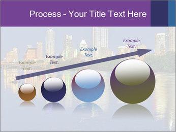 Beautiful Austin skyline PowerPoint Template - Slide 87