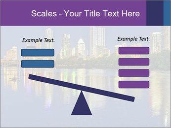 Beautiful Austin skyline PowerPoint Template - Slide 89