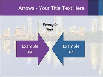 Beautiful Austin skyline PowerPoint Template - Slide 90