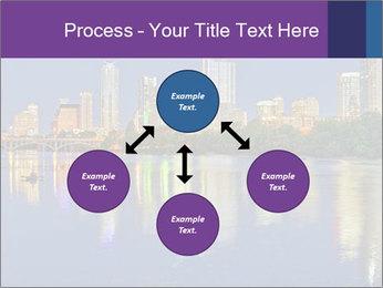 Beautiful Austin skyline PowerPoint Template - Slide 91