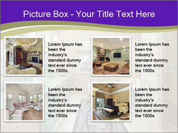 Living room PowerPoint Templates - Slide 14