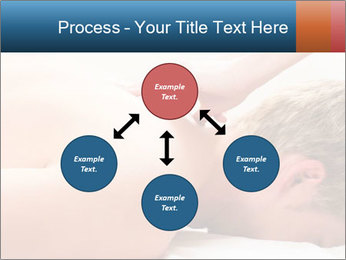 Patient at the physiotherapy PowerPoint Template - Slide 91
