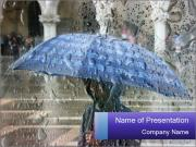 Heavy Rain PowerPoint Template