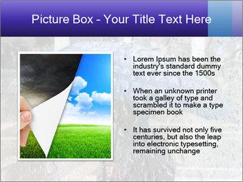 Heavy Rain PowerPoint Templates - Slide 13