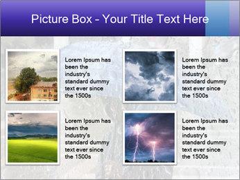 Heavy Rain PowerPoint Templates - Slide 14