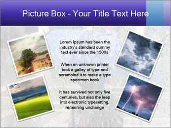 Heavy Rain PowerPoint Templates - Slide 24