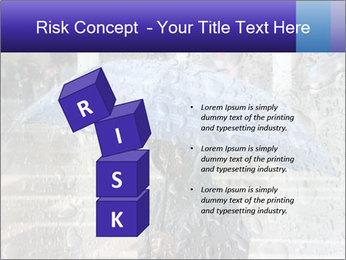 Heavy Rain PowerPoint Templates - Slide 81