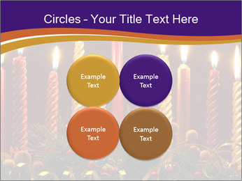 Christmas candles PowerPoint Template - Slide 38