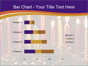 Christmas candles PowerPoint Template - Slide 52