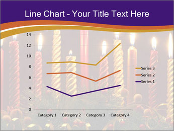 Christmas candles PowerPoint Template - Slide 54