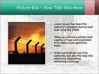 A pair of hands PowerPoint Template - Slide 13