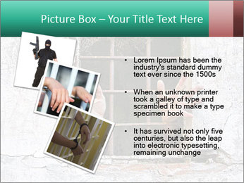 A pair of hands PowerPoint Template - Slide 17