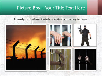 A pair of hands PowerPoint Template - Slide 19