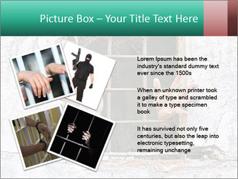 A pair of hands PowerPoint Template - Slide 23