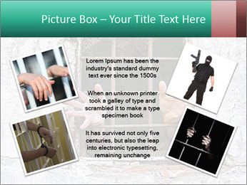 A pair of hands PowerPoint Template - Slide 24