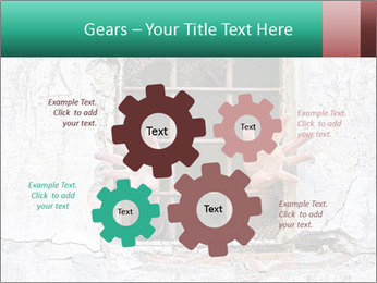 A pair of hands PowerPoint Template - Slide 47