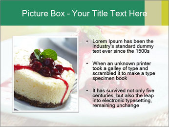 Dessert PowerPoint Template - Slide 13