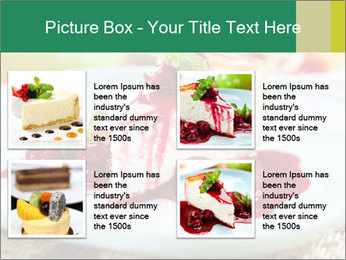 Dessert PowerPoint Template - Slide 14
