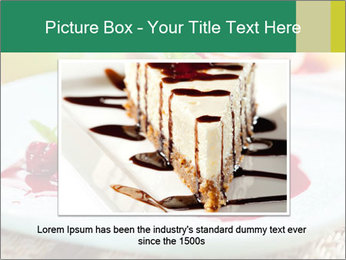 Dessert PowerPoint Template - Slide 15