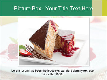 Dessert PowerPoint Template - Slide 16