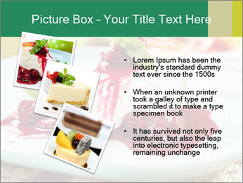 Dessert PowerPoint Template - Slide 17