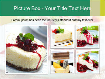 Dessert PowerPoint Template - Slide 19