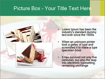 Dessert PowerPoint Template - Slide 20