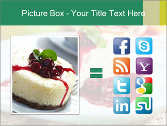 Dessert PowerPoint Template - Slide 21
