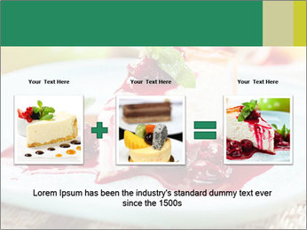 Dessert PowerPoint Template - Slide 22
