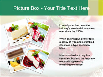 Dessert PowerPoint Template - Slide 23