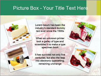Dessert PowerPoint Template - Slide 24