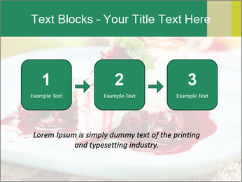 Dessert PowerPoint Template - Slide 71