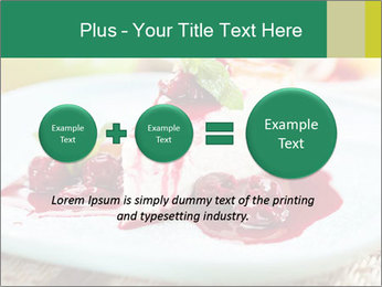 Dessert PowerPoint Template - Slide 75