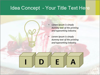 Dessert PowerPoint Template - Slide 80