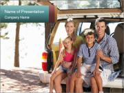 Family day PowerPoint Templates