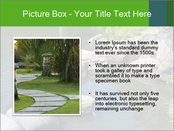 Zen stone PowerPoint Template - Slide 13