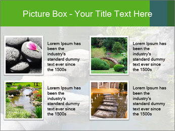 Zen stone PowerPoint Template - Slide 14