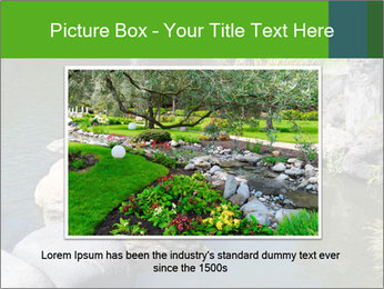 Zen stone PowerPoint Template - Slide 16