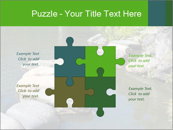 Zen stone PowerPoint Template - Slide 43