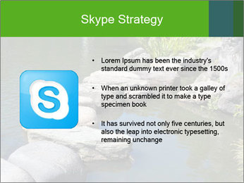 Zen stone PowerPoint Template - Slide 8